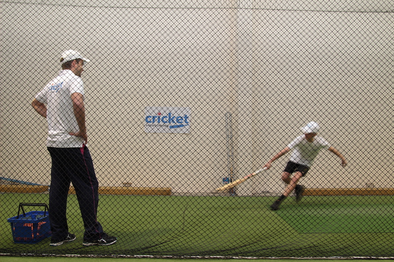 Batting program (beginner)