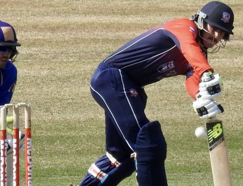 Nic Maddinson – The hunger for runs is back