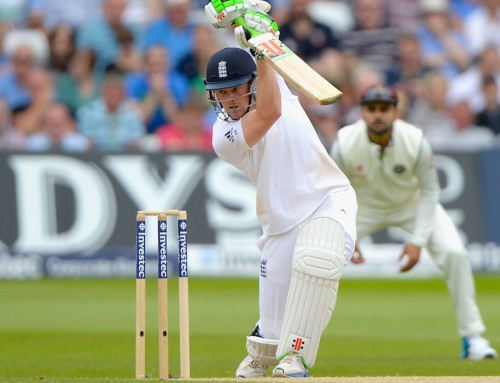 THE ASHES – A preview with Sam Robson