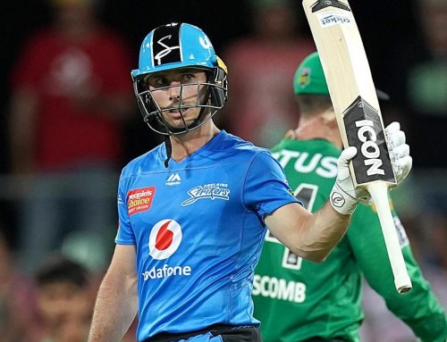 BIG BASH STAR JON WELLS ON BOUNCING BACK FROM SETBACK AFTER SETBACK