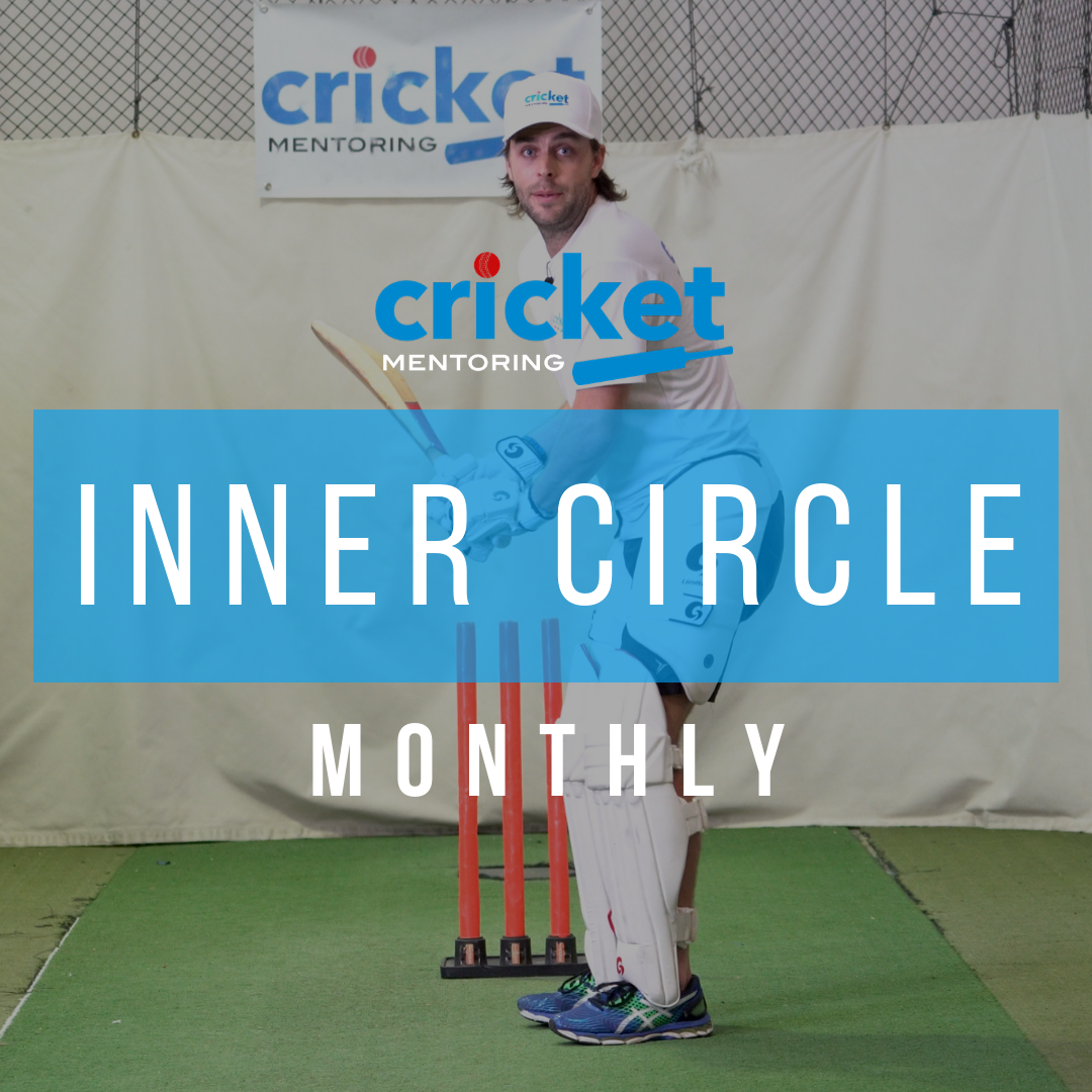 Cricket Mentoring Inner Circle Monthly