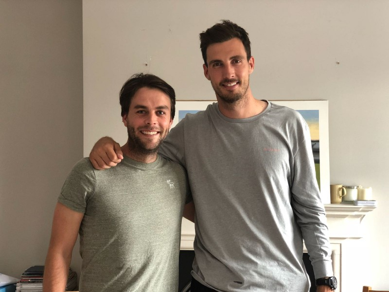 Tom Scollay and Steven Finn on The Process of Success Podcast