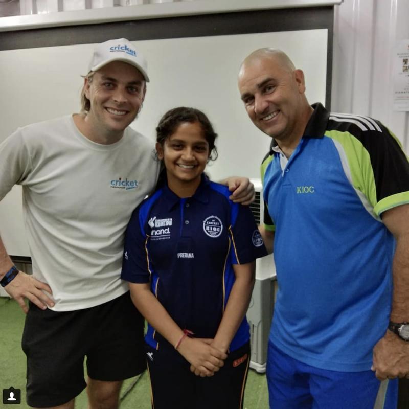 Andrew Walton Cricket Mentoring