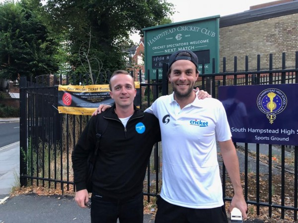 Opening up cricket founder Mark Boyns on mental health and suicide prevention