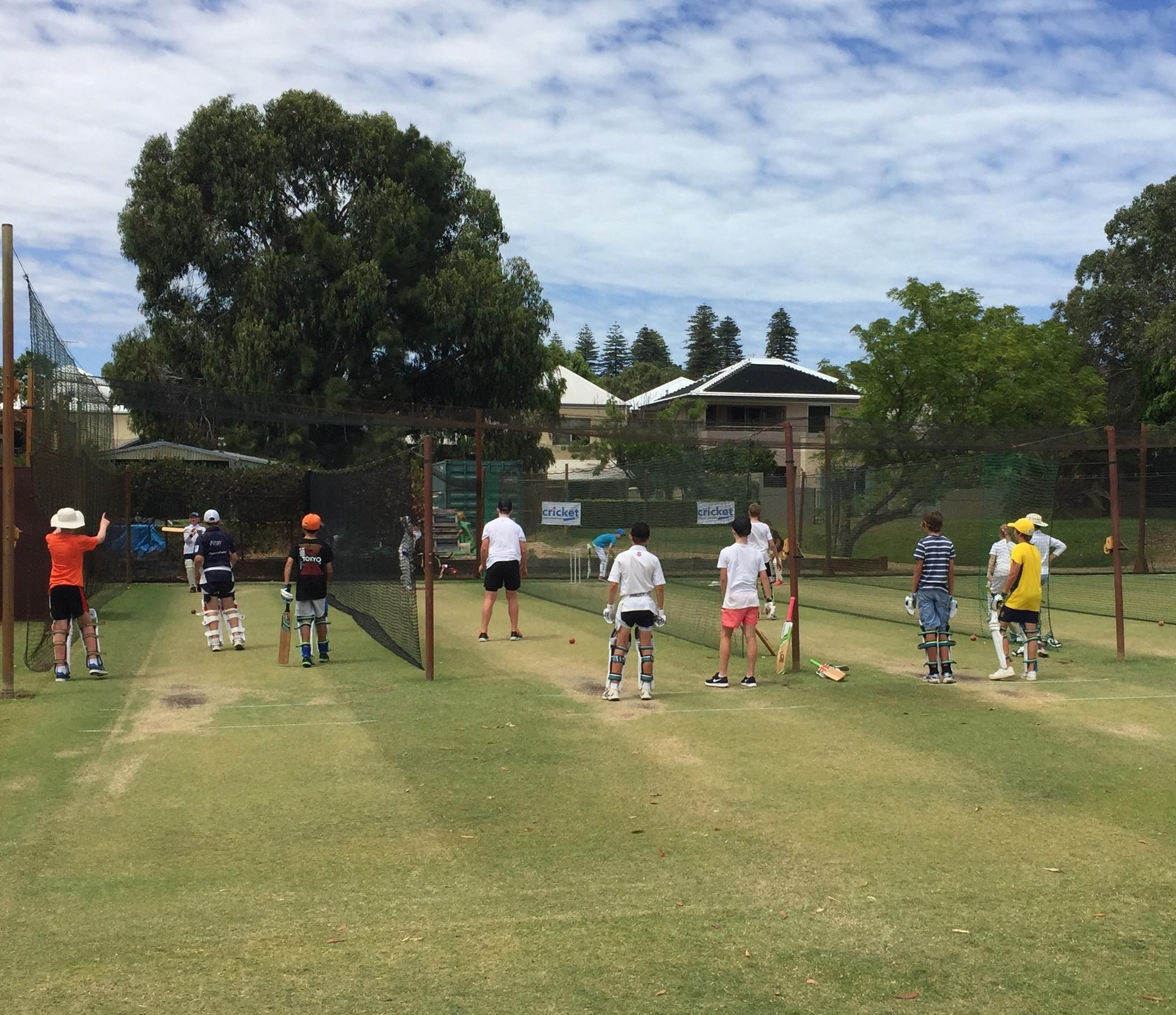 Perth Cricket Clinics