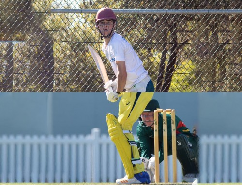 Cricket Mentoring Young Guns Recognised